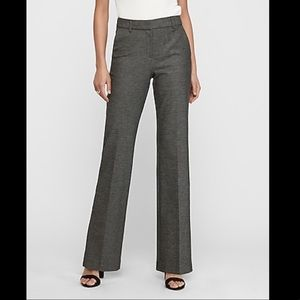Express Flare Professional Pants